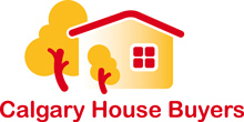 Calgary House Buyers Logo